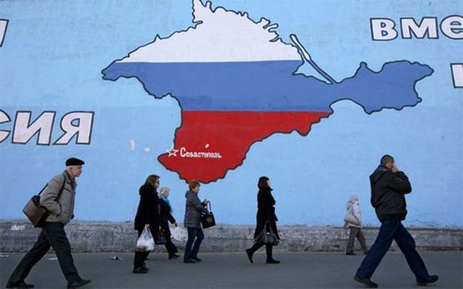 Làn sóng quốc hữu hóa nhấn chìm kinh tế Crimea