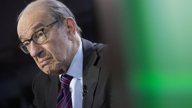 Khi bà Yellen đồng cảm với cựu Chủ tịch Fed Greenspan