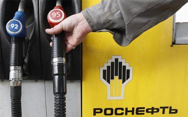"""""""Đế chế"""" dầu lửa của Nga ngập trong nợ"""