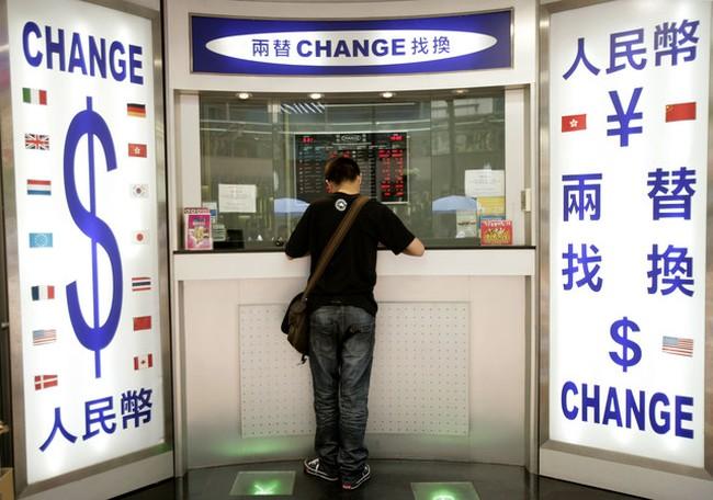 Nhật Bản và eurozone châm ngòi cho chiến tranh tiền tệ?
