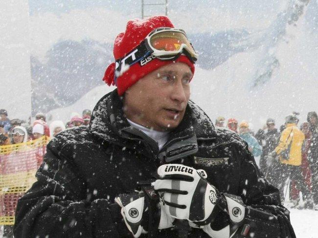 """Tổng thống Putin: """"Mùa đông đang đến"""""""