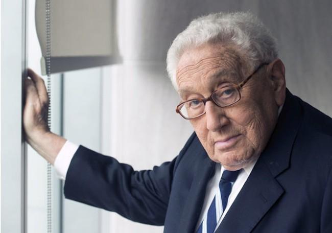 """Kissinger và """"Trật tự thế giới"""""""