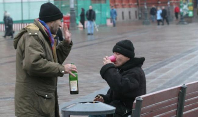 Người Nga vẫn 'yên tâm' với vodka