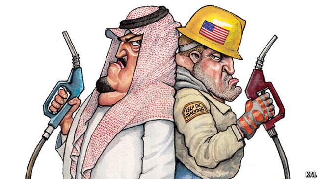 Cuộc chiến dầu mỏ: Những ông hoàng Trung Đông vs. Tư bản Đá phiến Hoa Kỳ