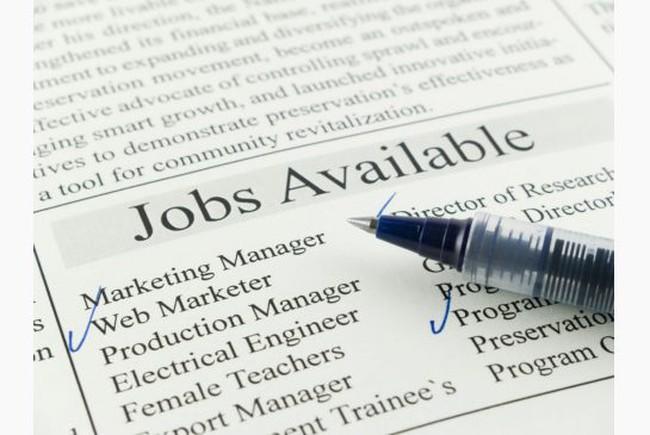Mỹ: Số việc làm mới trong tháng 11 cao nhất 3 năm