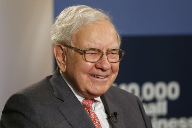 Cổ phiếu Berkshire cao kỷ lục, Buffett vững ngôi giàu thứ hai thế giới