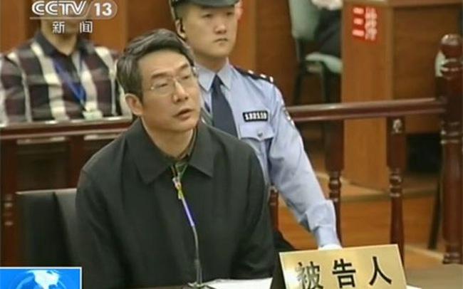 Cựu trùm năng lượng Trung Quốc lĩnh án chung thân