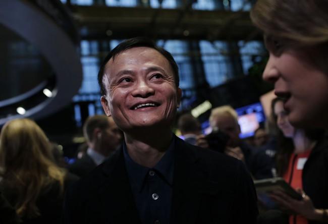 Ông chủ Alibaba trở thành người giàu nhất châu Á