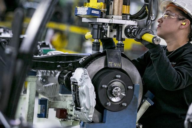 Mỹ: Số đơn xin trợ cấp thất nghiệp thấp nhất 3 tuần
