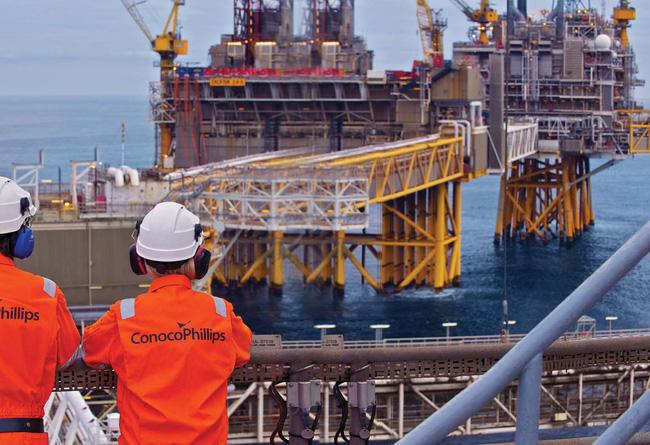 ConocoPhillips sẽ cắt giảm 20% vốn đầu tư trong năm 2015