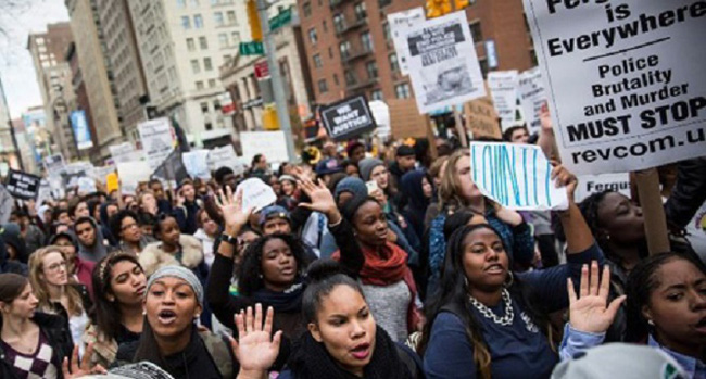 Nước Mỹ rung chuyển vì các cuộc biểu tình đòi công lý cho người da màu
