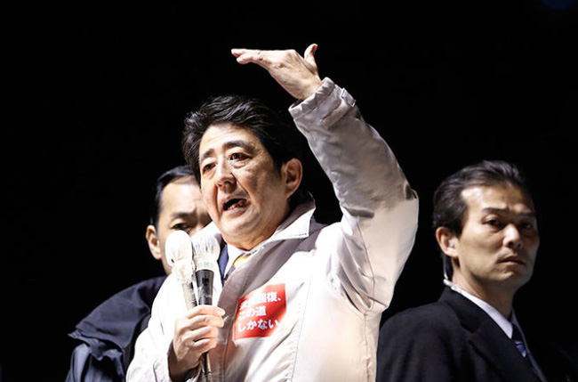 Phép thử cho chính sách kinh tế của Thủ tướng Abe