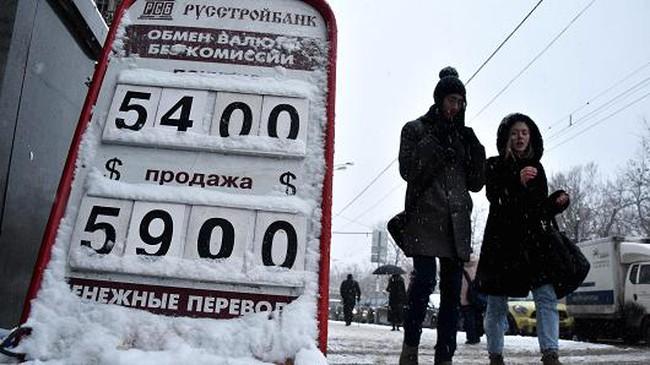 Nợ của Nga có thực sự đáng lo ngại?
