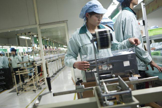 Chỉ số PMI của Trung Quốc giảm xuống dưới 50 điểm