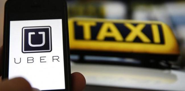 Pháp cấm Taxi Uber nhằm tránh việc cạnh tranh không công bằng