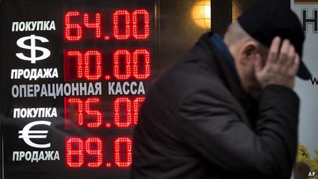 Điều gì đang đợi kinh tế Nga?