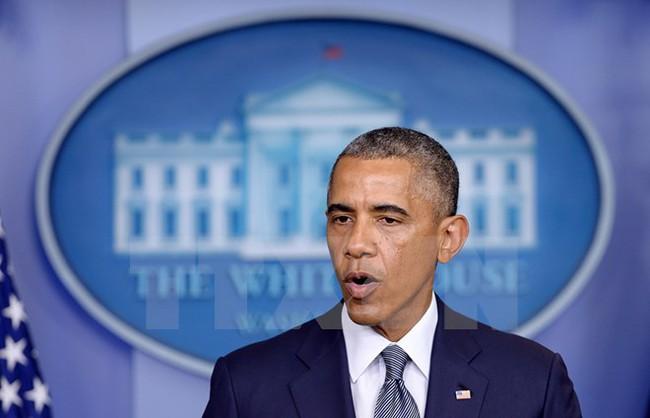 Tổng thống Mỹ ký ban hành dự luật cứng rắn trừng phạt Nga
