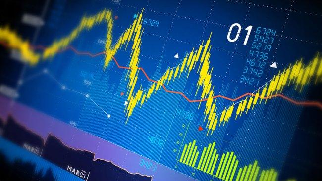 S&P 500 lấy lại số điểm đã mất trong tháng