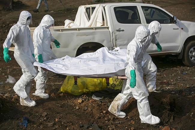 IMF bị đổ lỗi cho việc bùng phát Ebola