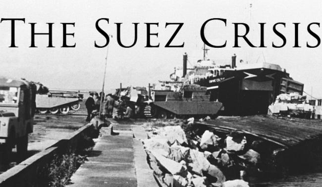 Khủng hoảng kênh đào Suez và câu chuyện kinh tế Nga
