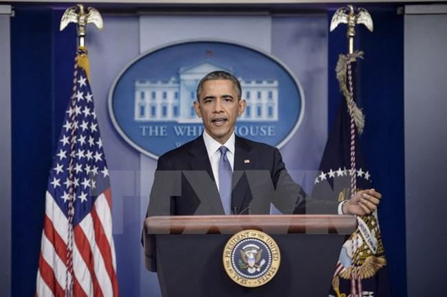 Năm 2014 - một năm mệt mỏi và bế tắc đối với nước Mỹ