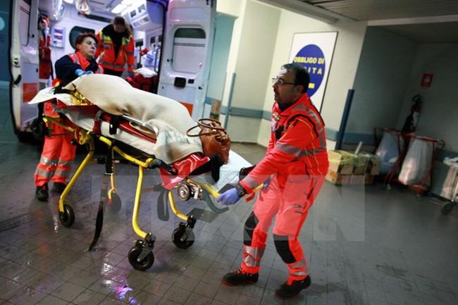 Vụ cháy tàu ở Hy Lạp: 1 người chết, 190 người đã được cứu