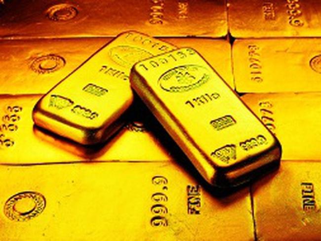 Nỗi lo suy thoái kéo giá vàng đi xuống