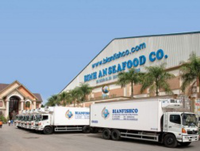 Bianfishco: Hợp đồng xuất khẩu 300 container cá tra