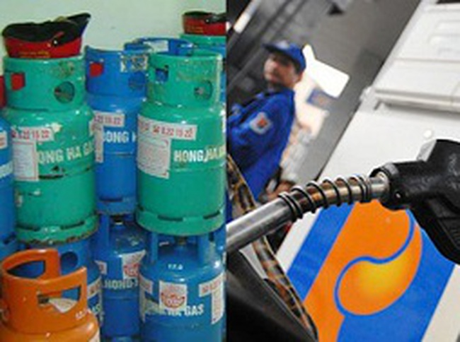 Xăng, gas trực chờ tăng giá