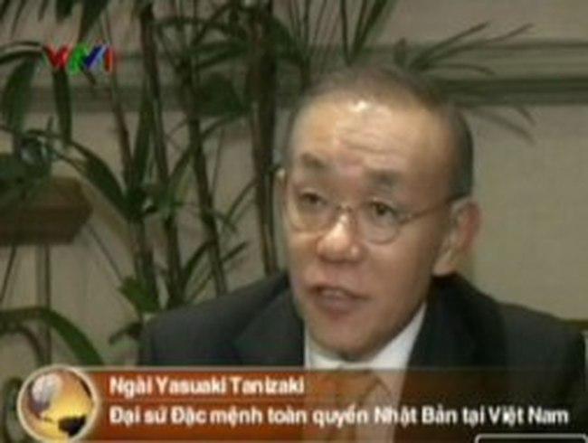 Đại sứ Nhật tại Việt Nam: Việt Nam cần giải quyết nợ xấu nhanh hơn