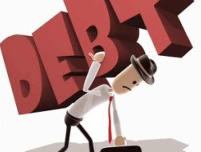 Nợ nần vòng quanh