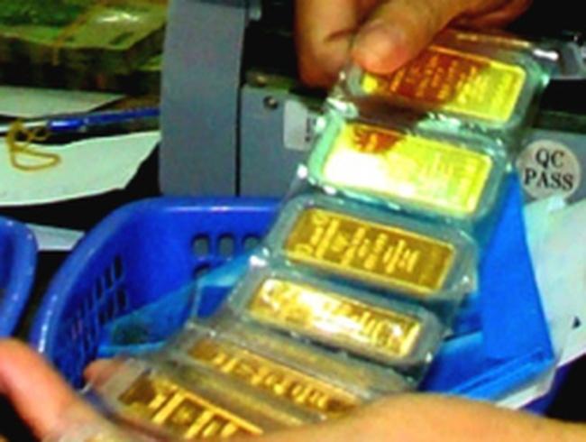 Ngân hàng đang đẩy mạnh gom vàng?