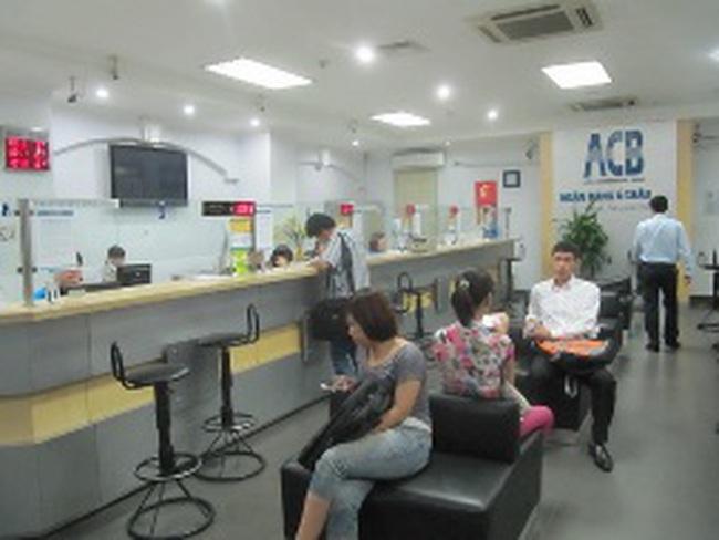 Kiểm toán lưu ý về hai khoản tiền gửi khổng lồ của ngân hàng ACB