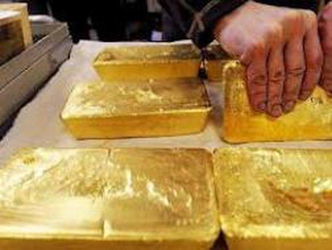 Giá vàng bất ngờ vượt 1.750 USD/ounce lên cao nhất 5 tuần