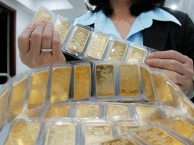 Tăng 130 nghìn đồng, vàng trong nước vẫn đắt hơn thế giới 3,8 triệu đồng/lượng