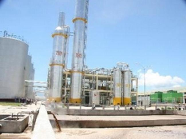 Nhà máy cồn Ethanol Đại Tân xả thải gây ô nhiễm