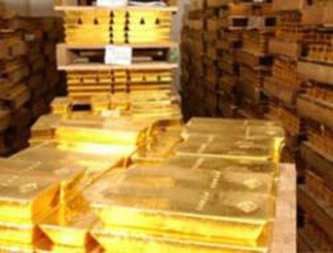 Mất 1,5%, giá vàng giảm mạnh nhất 1 tháng