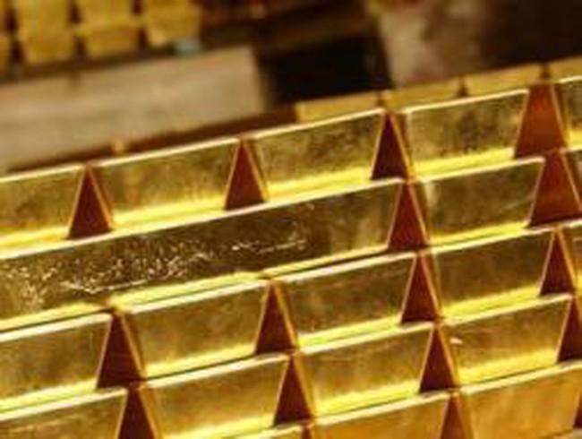 Giá vàng có tuần giảm sâu nhất trong 6 tháng