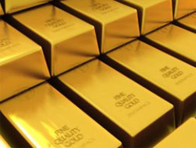 Giá vàng có chuỗi thời gian giảm dài nhất trong hơn 1 năm