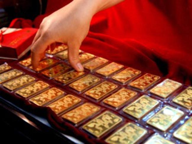 350.000 lượng vàng SJC sẽ được tung ra thị trường