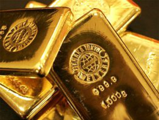 Mua hơn 9 tấn vàng, nắm giữ của SPDR lên cao kỷ lục