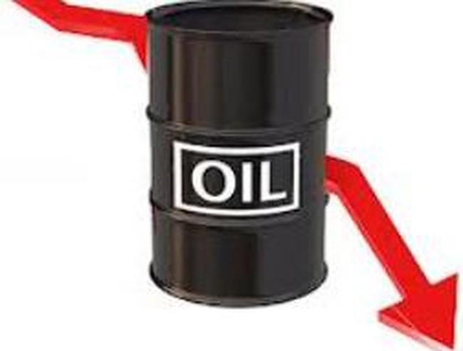 Giá dầu thô lao dốc xuống 88 USD/thùng