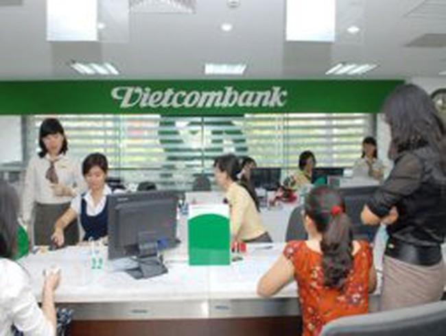 Vietcombank: 9 tháng tăng trưởng tín dụng 8,5%