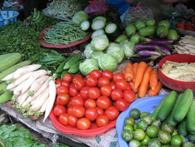 Có loại rau tăng giá đến 200%