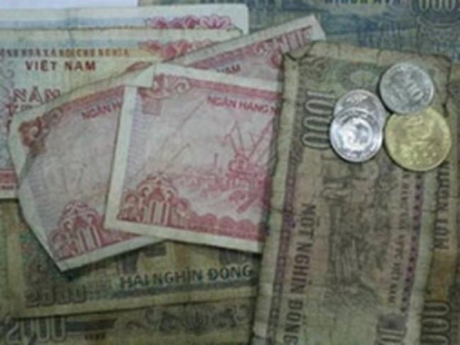 Ngân hàng Nhà nước ban hành quy định tiêu hủy tiền