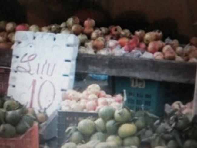 Cảnh giác với hoa quả Trung Quốc trái vụ nhập khẩu