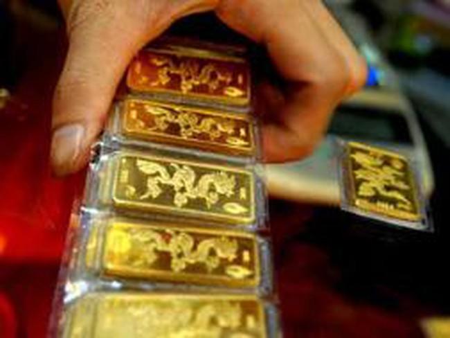 Loại vàng dự trữ ra khỏi thống kê