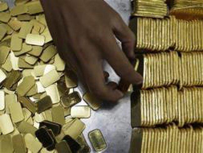 Giá vàng thế giới đánh mất nỗ lực tăng kể từ đầu tháng 9