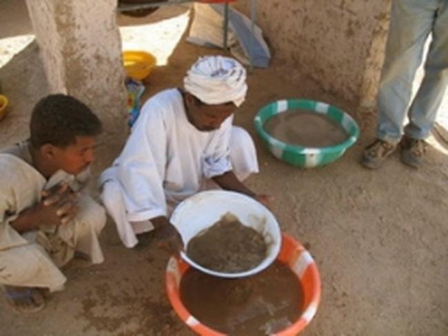 Phát hiện mỏ vàng lớn trữ lượng 260 tấn tại Sudan