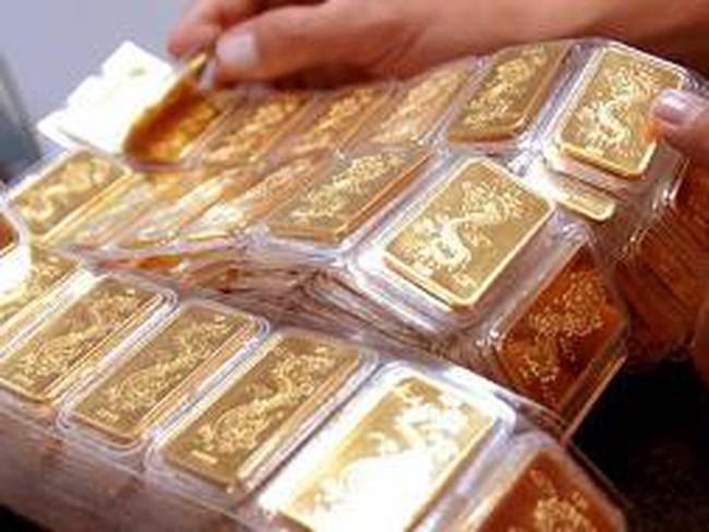 Lên 47,4 triệu đồng/lượng, giá vàng cao nhất 6 tuần